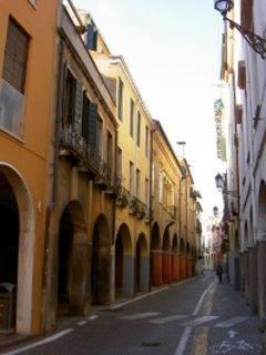 La vecchia padova for Giardino e palazzo giusti